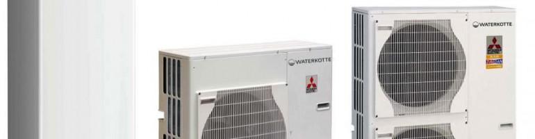 Виды тепловых насосов для систем отопления
