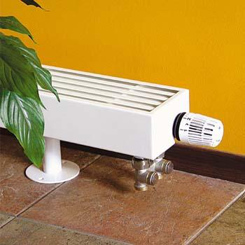 Конвекторы с вентилятором