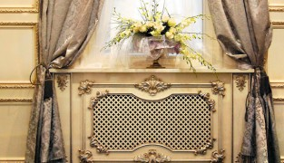 Как выбрать декоративные панели для радиаторов