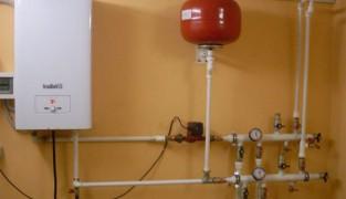 Как делается обвязка электрического котла