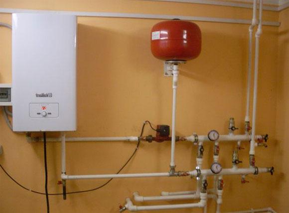 Фото схема обвязки электрокотла