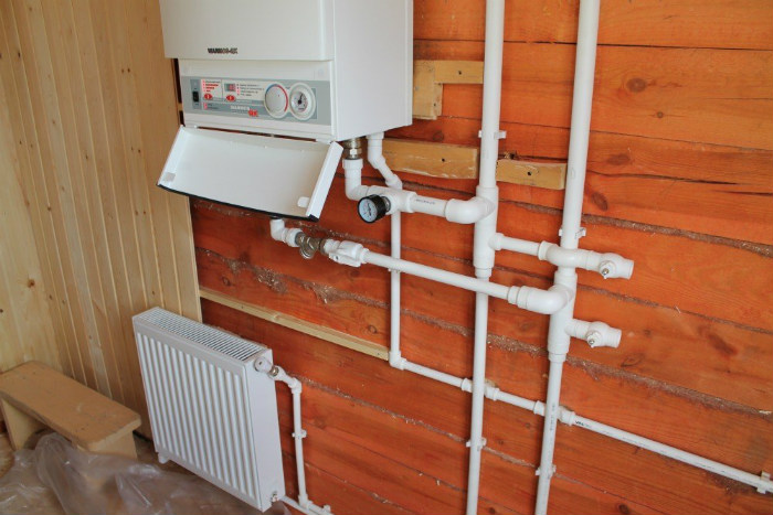 Где установить тепловой генератор