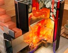 Принцип работы дровяных котлов отопления