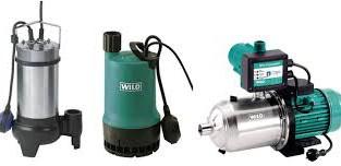 Насосы отопления с сухим и мокрым ротором