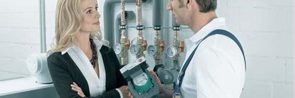 Как правильно выбрать водяной насос отопления