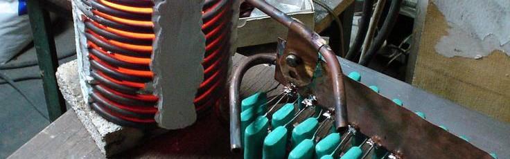 Индукционное отопление своими руками из сварочного инвертора