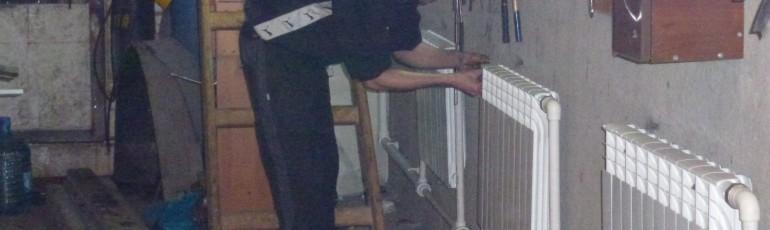 Системы отопления для гаража