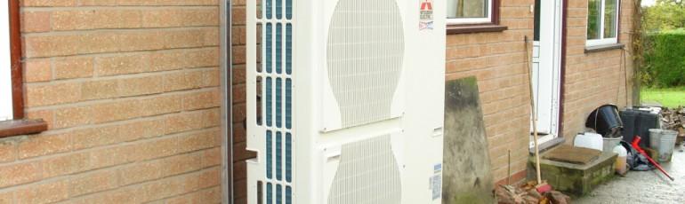 Создание тепла в доме тепловым насосом