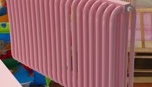 Принцип работы радиатора трубчатого типа
