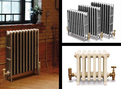 Чем отличаются радиаторы