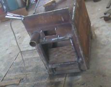 Самодельный пиролизный котел для отопления