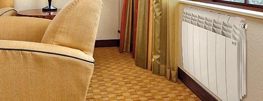 Виды биметаллических радиаторов для отопления
