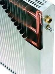 Радиаторы со стальным каркасом