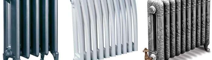 Современные модели чугунных радиаторов