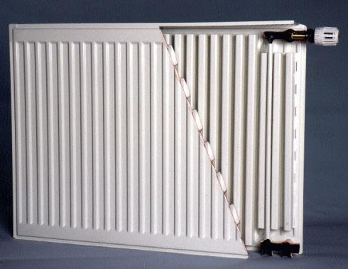 Типы радиаторов из стали