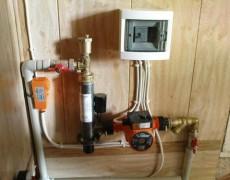 Автоматика для циркуляционного насоса отопления