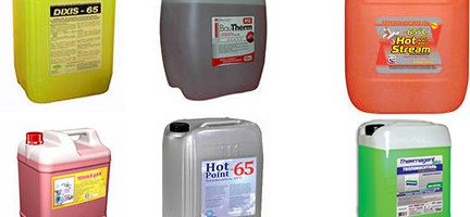 Виды теплоносителей для системы отопления частного дома