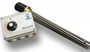 Электрические тепловые электронагреватели для отопления